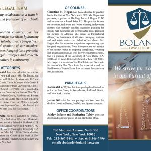 Boland Law Brochure Front
