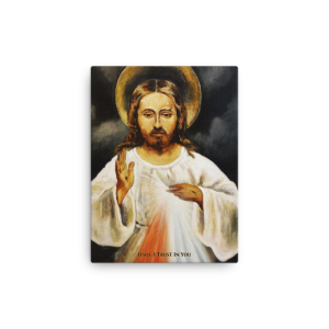 Divine-Mercy-final-12x16-canvas-boarder_mockup_Wall_12x16