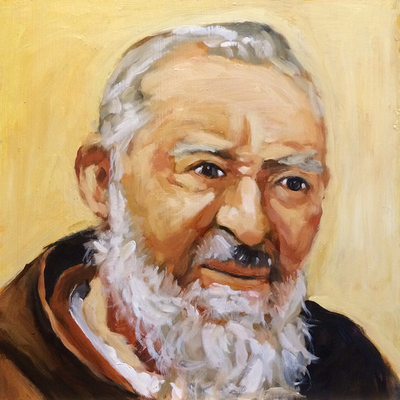 Day 12 – St. Padre Pio